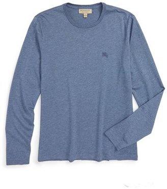 Men's Burberry Brit Newing Long Sleeve T-Shirt $145 thestylecure.com