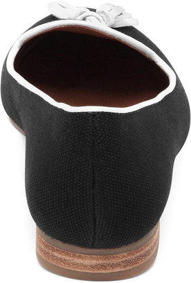 Lucky Brand Dolce Oxford Smoking Flats