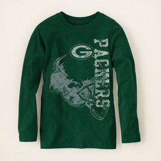 Children's Place Green Bay Packers graphic tee