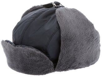K-Way Fake fur lined cap
