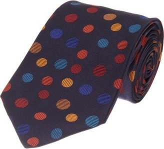 Duchamp Random Dot Tie