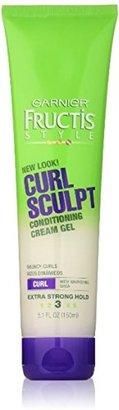 Garnier Fructis Style Curl Sculpting Gel, 5.1-Fluid Ounce $1.25 thestylecure.com