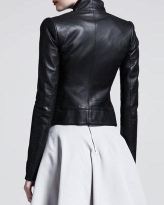 Gareth Pugh Razor Leather Jacket