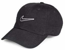 Nike Logo Cotton Baseball Cap