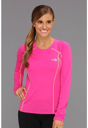The North Face GTD L/S Top (Linaria Pink) - Apparel