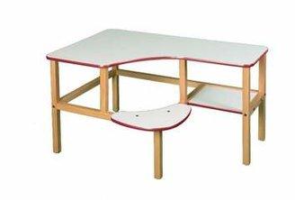 """Wild Zoo Grade School Manufactured Wood 23"""" Student Computer Desk Wild Zoo"""