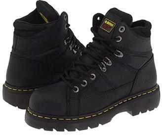 Dr. Martens Work Ironbridge ST (Black) Work Boots