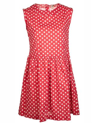 Levi's Polka dot dress