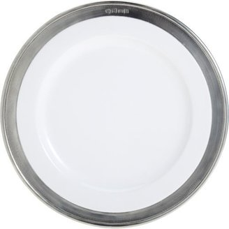 Match Convivio Dinner Plate-Colorless