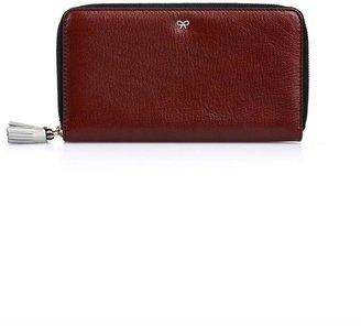 Anya Hindmarch Hadlow leather wallet