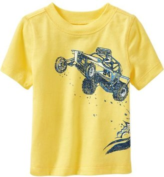Old Navy Dune-Buggy Graphic Tees for Baby