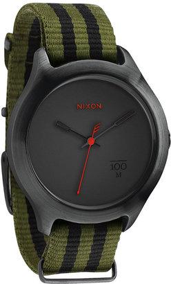 Nixon 'The Quad Surplus' Watch