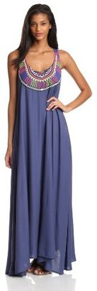 Mara Hoffman Women's Beaded Maxi Dress