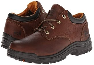 Timberland TiTAN(r) Oxford Soft Toe (Haystack Brown Oiled Full-Grain Leather) Men's Industrial Shoes