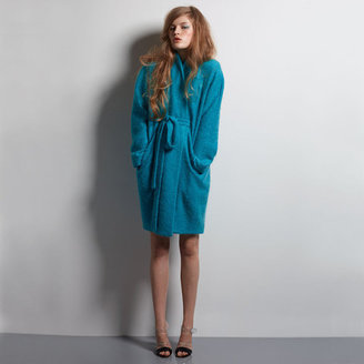 Twenty8Twelve Tennant Coat Pop Teal