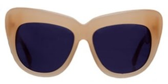 House Of Harlow Chelsea Sunglasses in Nude