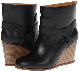 Maison Martin Margiela S40WU0041 SX7985 900 Women's Pull-on Boots