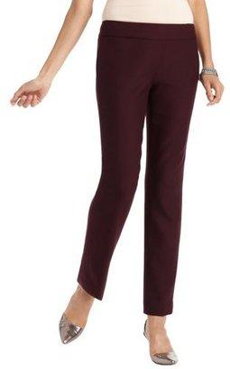 LOFT Marisa Slim Ankle Pants in Scuba
