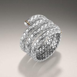 John Hardy NAGA COLLECTION Triple Coil Bracelet