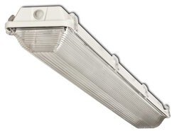 Howard Lighting 2-Light Vapor Proof High Bay Fluorescent Light Fixture Howard Lighting