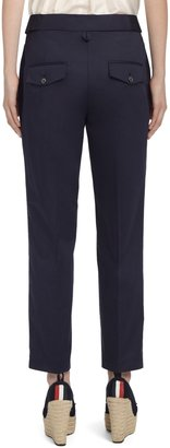 Brooks Brothers Poplin Pleated Pant