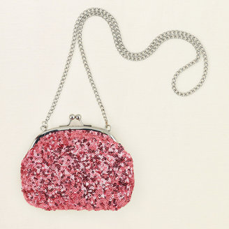 Children's Place Sequin shine purse