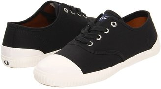 Fred Perry Wardour PU Coated Twill Women' Lace up caual Shoe