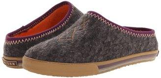 Acorn Crossroad Mule (Charcoal Heather) - Footwear