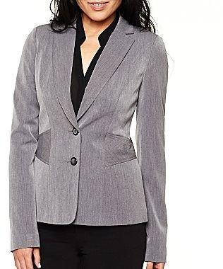 JCPenney Worthington® Waist-Detail Blazer - Tall