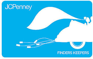 Finders Keepers Wedding Gift Card