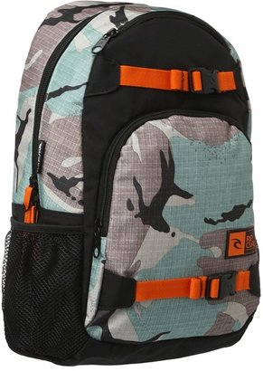 Rip Curl Grinders Backpack (Camo) - Bags and Luggage