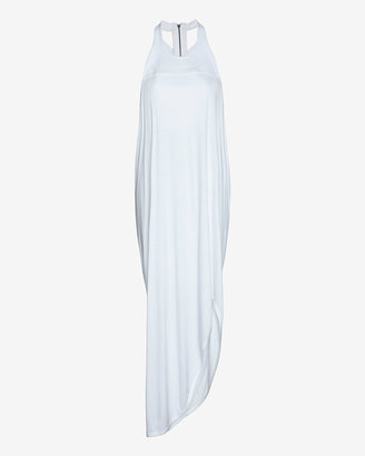 Helmut Lang Exclusive Ion Jersey Open Back Dress