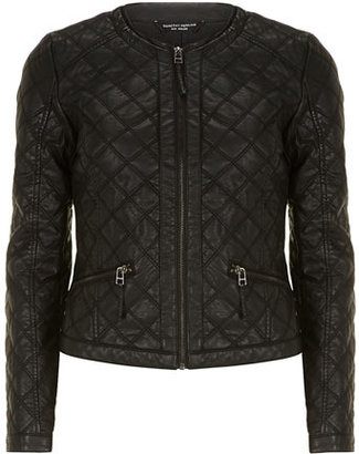 Dorothy Perkins Petite quilted bomber