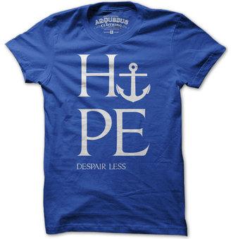 Arquebus Clothing Hope More Despair Less Wms Tee