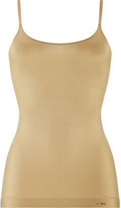 Donna Karan Intimates Caramel DK Lux Little Luxuries Toning Cami