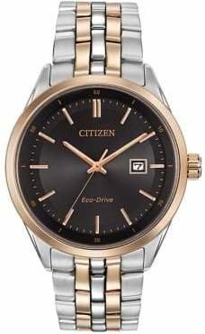 Citizen Mens Analog Sapphire Collection Watch BM7256-50E