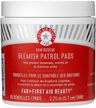 First Aid Beauty Skin Rescue Blemish Patrol Pads 60 Days 60 ea