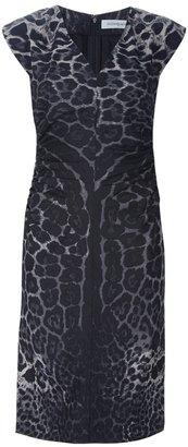 Yves Saint Laurent print dress
