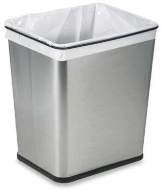 Polder Under-The-Counter 7-Gallon Recycle/Trash Can