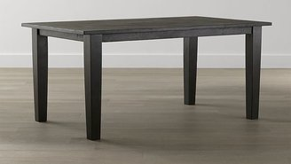 "Crate & Barrel Basque Java 65"" Dining Table"