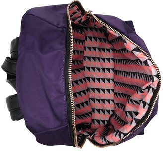 7 Chi 7CHI Zipper Backpack
