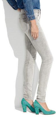 Madewell Skinny Skinny Jeans in Silversmith Wash