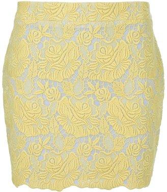 Stella McCartney lace skirt