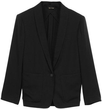 Rag and Bone Laura Blazer