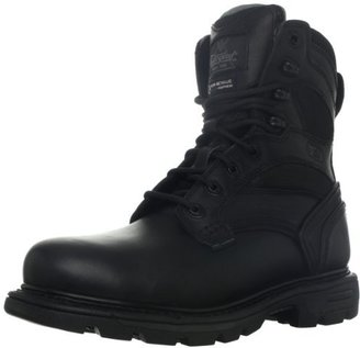 Thorogood Men's 8-Inch Plain Toe Waterproof Insulated Boot