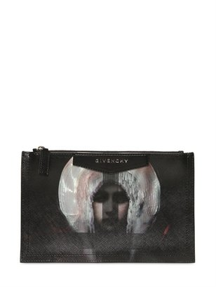Givenchy Madonna Print Small Pouch