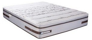 Sealy Posturepedic Prestige Collection - Presidential Comfort Cushion Firm - Mattress