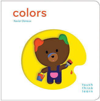 Touch Think Learn: Colors