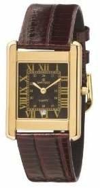 Sartego Men's SED122R Toledo Leather Strap Quartz Watch