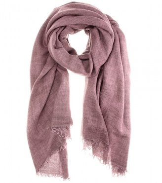 Jil Sander CASHMERE AND SILK SCARF